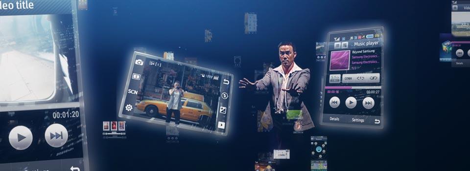 Samsung JET Global Launching Show