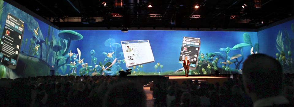 Samsung Wave Global Launching Show