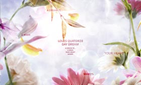 Louis Quatorze – Day Dream (Touch I)