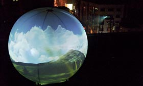 Spherical Display R&D #1