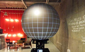 Spherical Display R&D #2