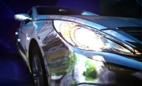 Car Projection R&D