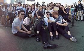 "VR ""OMG – Jung jun young band"""